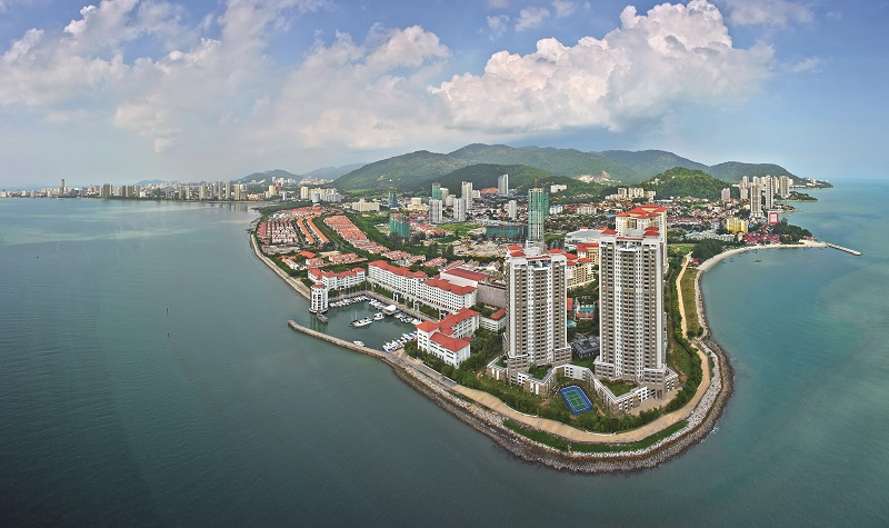 Guide: Waterfront Properties, Penang