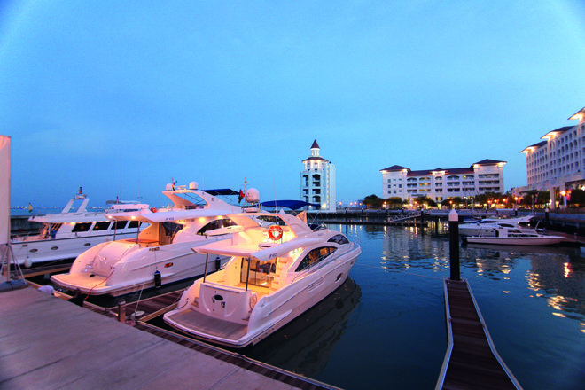 Yacht Industry in Asia: Interview with Pen Marine's Oh Kean Shen on the yachting business in Penang