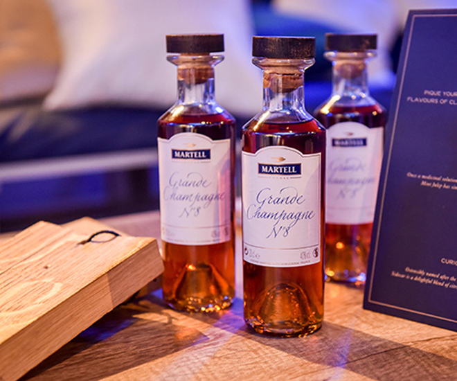 Discovering the Spirits of Curiosity with H.O.M.E By Martell in Penang
