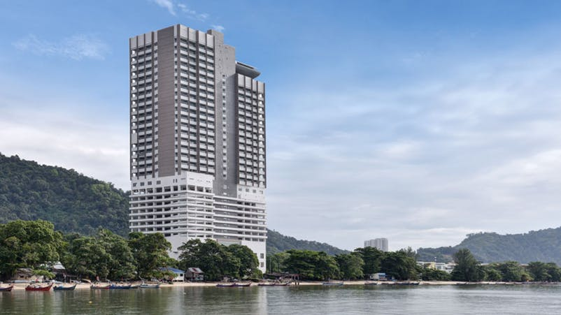 Luxury Stay: Lexis Suites Penang
